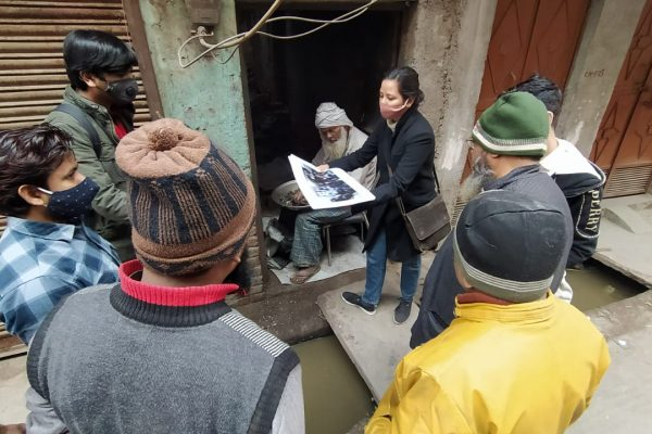 Interacting with e-waste dismantlers to understand their needs and challenges from a co-working space